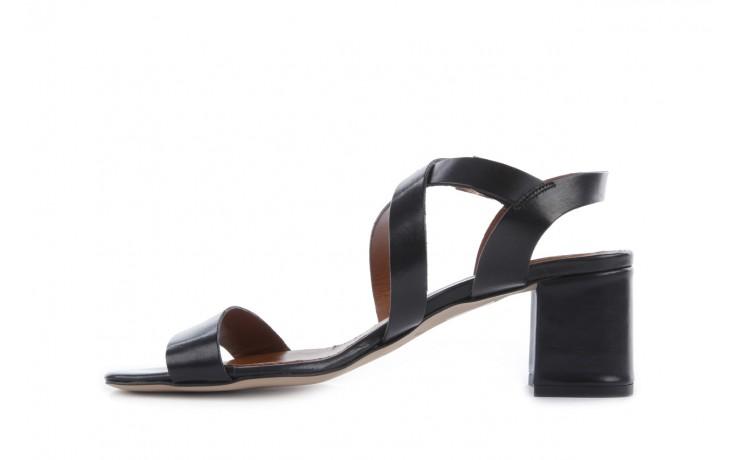 Sandały bayla-114 1310 nero, czarny, skóra naturalna - bayla - nasze marki 2