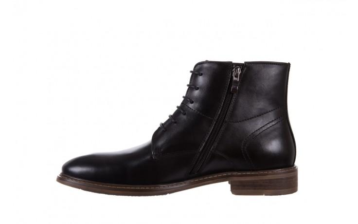 Trzewiki bayla-122 at1315-4 black, czarny, skóra naturalna  - trzewiki - buty męskie - mężczyzna 2