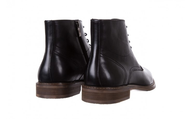Trzewiki bayla-122 at1315-4 black, czarny, skóra naturalna  - trzewiki - buty męskie - mężczyzna 3