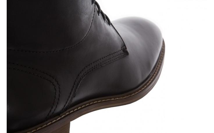 Trzewiki bayla-122 at1315-4 black, czarny, skóra naturalna  - trzewiki - buty męskie - mężczyzna 5