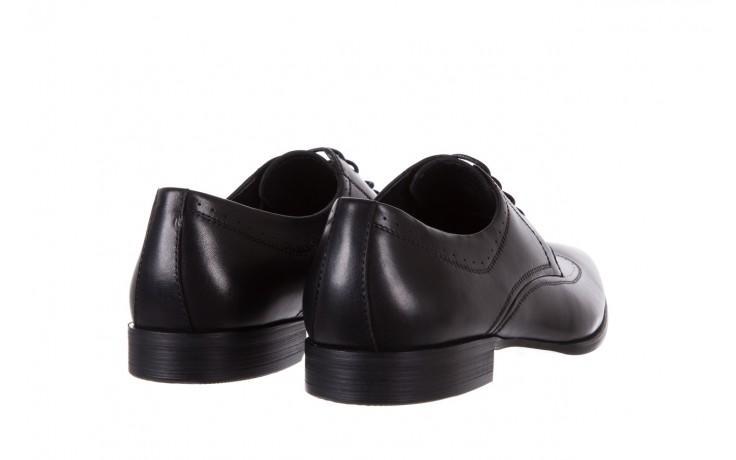 Półbuty bayla-122 at1350-1 black, czarny, skóra naturalna  - trendy - mężczyzna 3