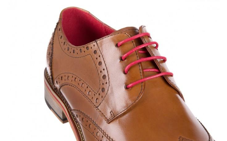 Półbuty bayla-122 at365-3 lt brown, brąz, skóra naturalna - bayla - nasze marki 5