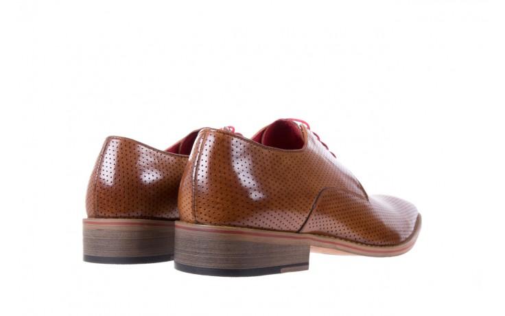 Półbuty bayla-122 at706-1 brown, brąz, skóra naturalna - bayla - nasze marki 3