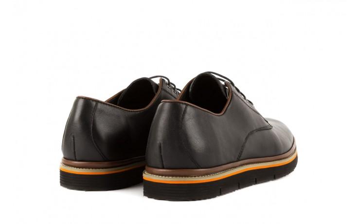 Półbuty bayla-122 at735-1 black, czarny, skóra naturalna - bayla - nasze marki 3