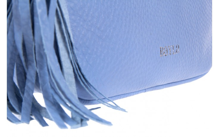 Torebka bayla-125 skórzana listonoszka napoli niebieska, skóra naturalna  - bayla - nasze marki 3