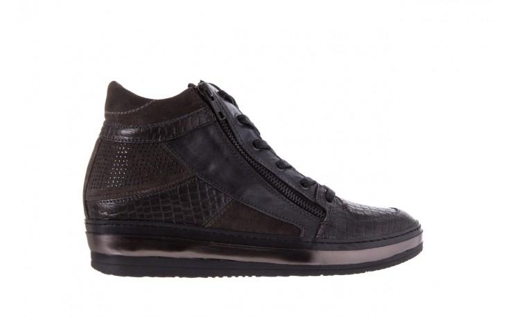 Sneakersy bayla-131 4011 topo, skóra naturalna  - bayla - nasze marki