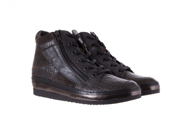 Sneakersy bayla-131 4011 topo, skóra naturalna  - bayla - nasze marki 1