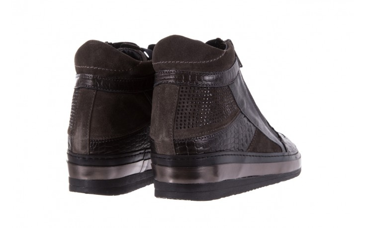 Sneakersy bayla-131 4011 topo, skóra naturalna  - bayla - nasze marki 3