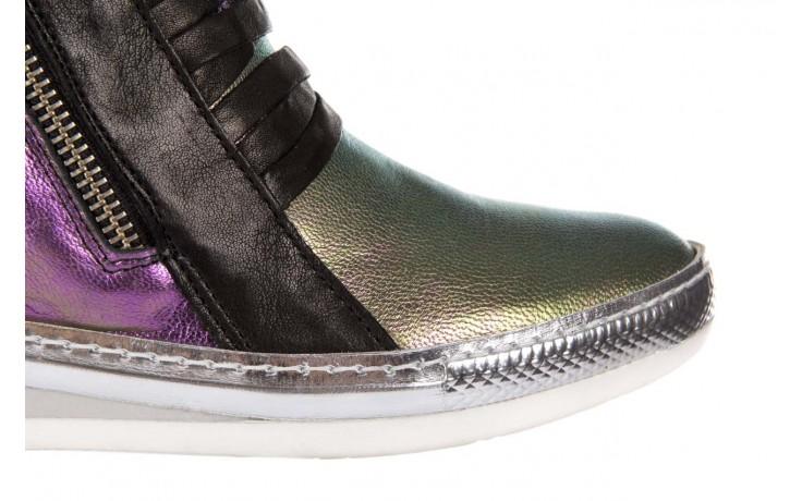 Sneakersy bayla-131 7107 iride, wielokolorowy, skóra naturalna - bayla - nasze marki 4