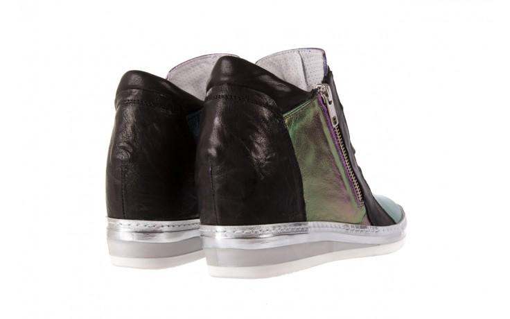 Sneakersy bayla-131 7107 iride, wielokolorowy, skóra naturalna - bayla - nasze marki 3