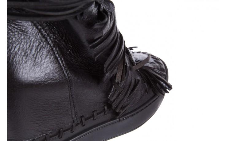 Bayla-136 g655 skóra czarna - bayla - nasze marki 5