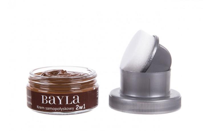 Bayla-139 krem samopołyskowy 2w1 brązowy 812 - pasty i impregnaty - pielęgnacja - mężczyzna