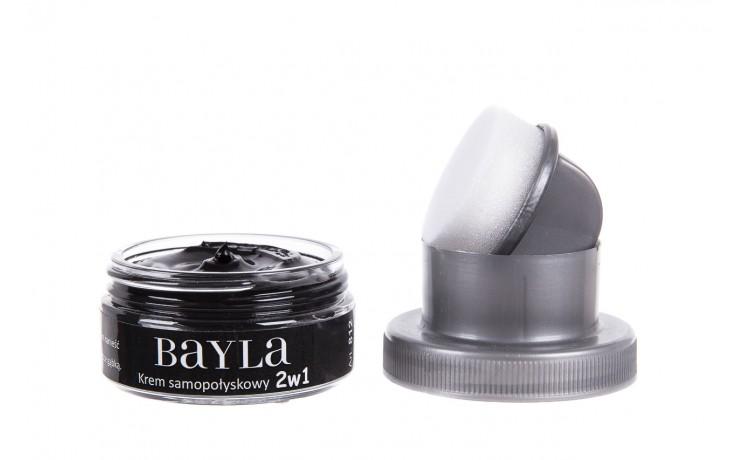 Bayla-139 krem samopołyskowy 2w1 czarny 812