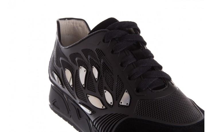 Sneakersy bayla-144 pj926l-2-1a black, skóra naturalna  - bayla - nasze marki 6