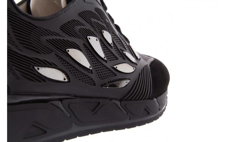 Sneakersy bayla-144 pj926l-2-1a black, skóra naturalna  - bayla - nasze marki 5