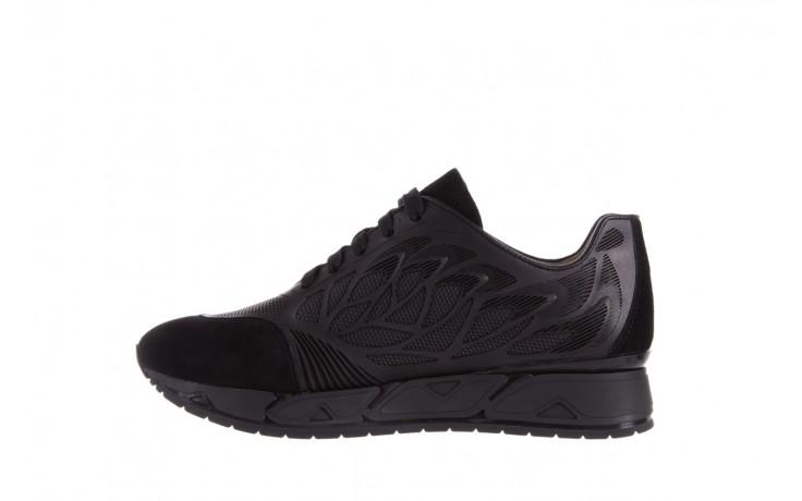 Sneakersy bayla-144 pj926l-2-1a black, skóra naturalna  - bayla - nasze marki 2