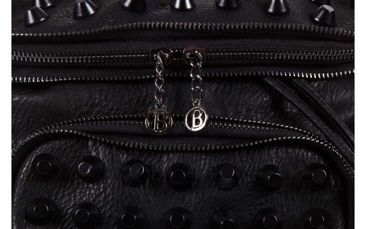 Plecak bayla-150 plecak s16-277 black, czarny, skóra ekologiczna  - akcesoria - kobieta 4