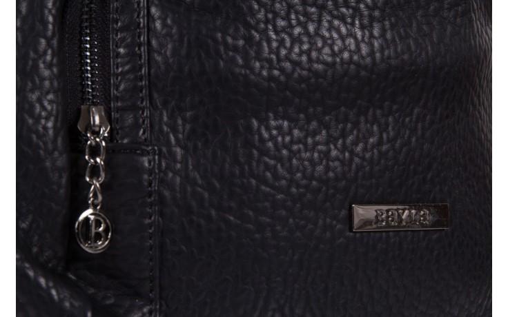 Plecak bayla-150 plecak s16-278 black, czarny, skóra ekologiczna  - akcesoria - kobieta 3