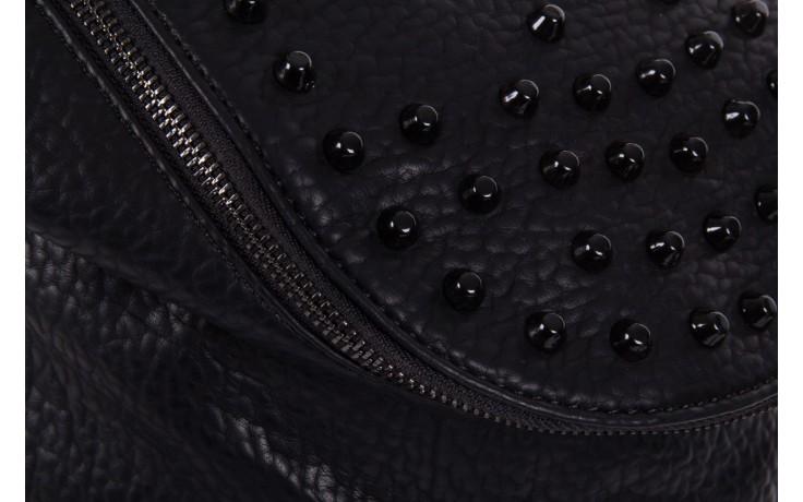 Plecak bayla-150 plecak s16-278 black, czarny, skóra ekologiczna  - akcesoria - kobieta 4