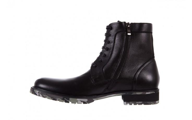 Trzewiki bayla-151 d01a017-52b black, czarny, skóra naturalna  - bayla exclusive - trendy - mężczyzna 2