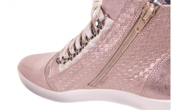 Bayla-154 w-782 złoty 1538 - trampki - buty damskie - kobieta 4