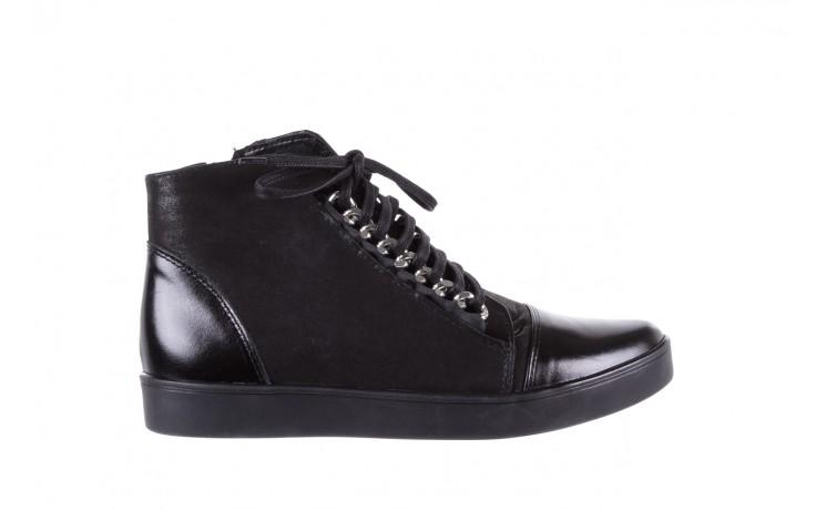Bayla-154 w-820 czarny - trampki - buty damskie - kobieta