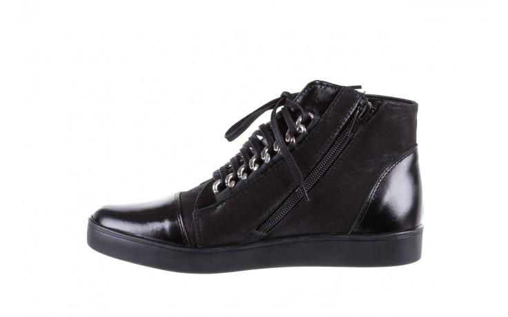 Bayla-154 w-820 czarny - trampki - buty damskie - kobieta 2