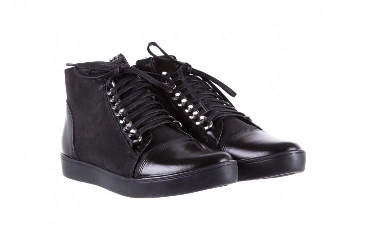 Bayla-154 w-820 czarny - trampki - buty damskie - kobieta 1