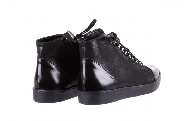 Bayla-154 w-820 czarny - trampki - buty damskie - kobieta 4