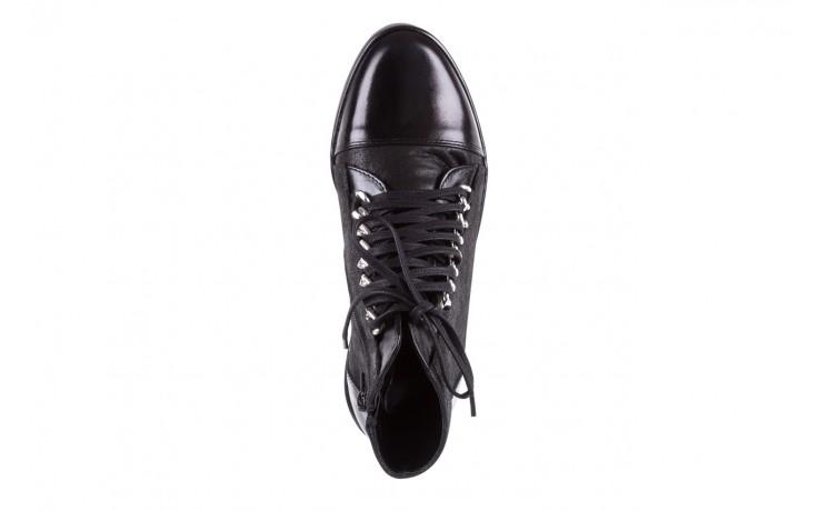 Bayla-154 w-820 czarny - trampki - buty damskie - kobieta 3