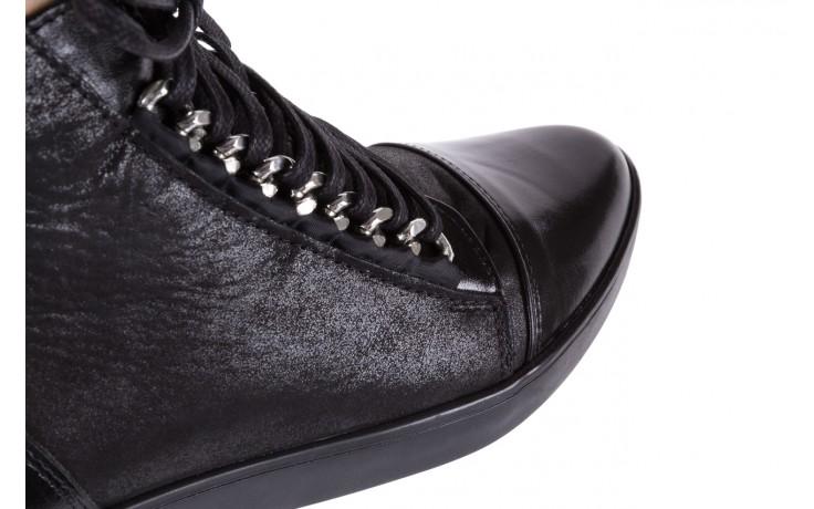 Bayla-154 w-820 czarny - trampki - buty damskie - kobieta 5