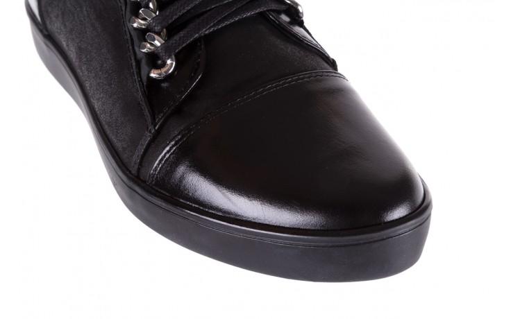 Bayla-154 w-820 czarny - trampki - buty damskie - kobieta 6