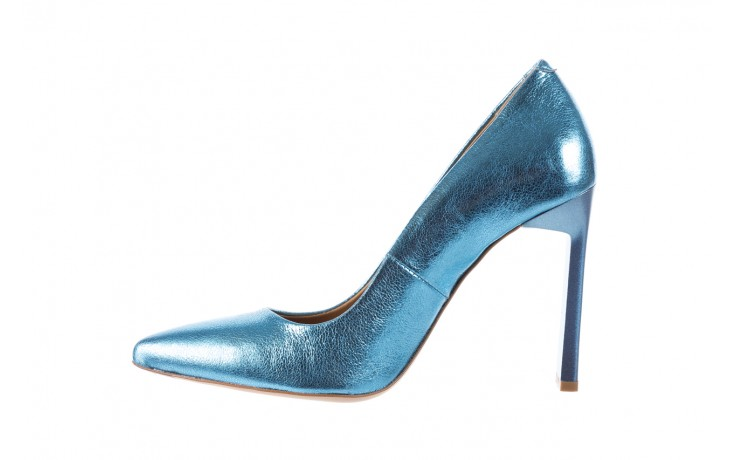 Bayla-156 2730 niebieski metallic, skóra naturalna  - bayla - nasze marki 2