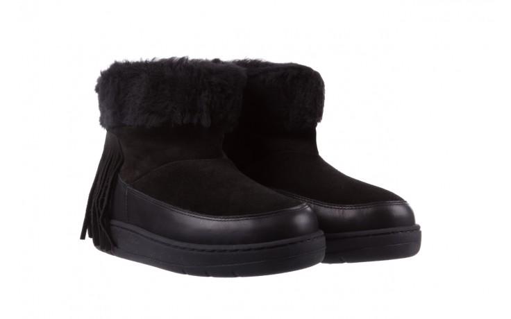 Śniegowce bayla-158 17087 black, czarny, skóra naturalna - bayla - nasze marki 1