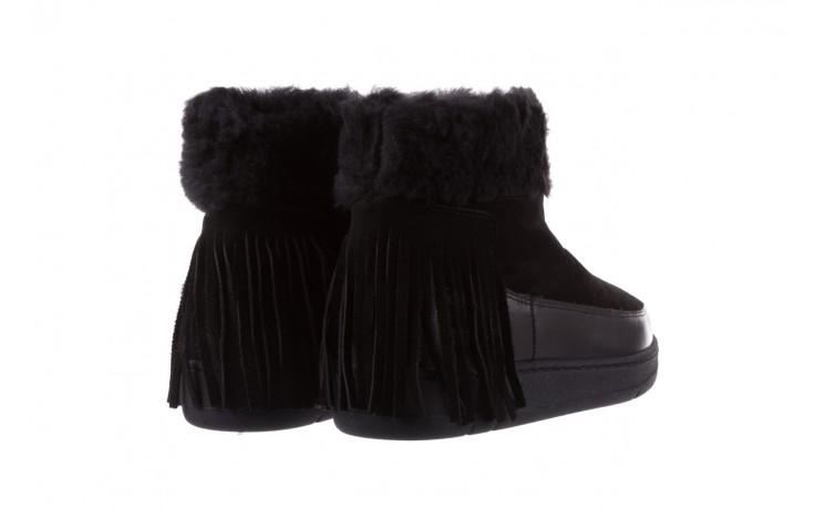 Śniegowce bayla-158 17087 black, czarny, skóra naturalna - bayla - nasze marki 3