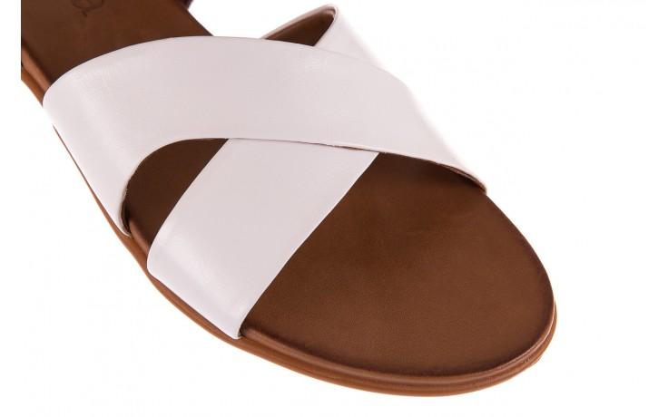 Sandały bayla-163 17-116 riga, biały , skóra naturalna  - bayla - nasze marki 5