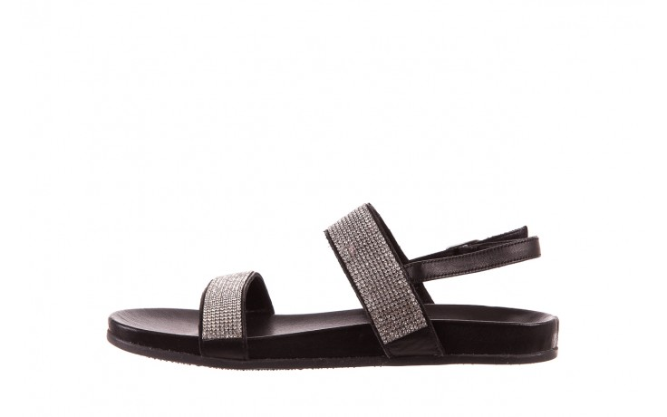 Sandały bayla-163 17-302 black, czarny, skóra naturalna  - bayla - nasze marki 2