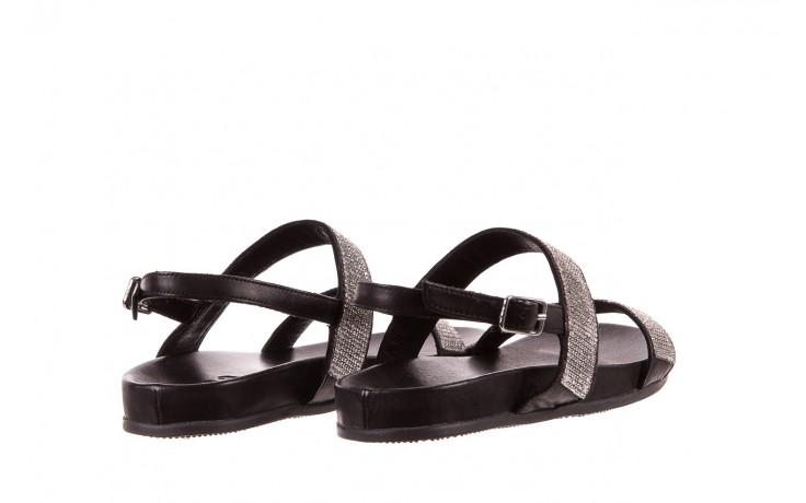 Sandały bayla-163 17-302 black, czarny, skóra naturalna  - bayla - nasze marki 3