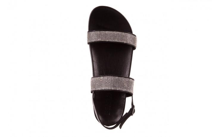 Sandały bayla-163 17-302 black, czarny, skóra naturalna  - bayla - nasze marki 4