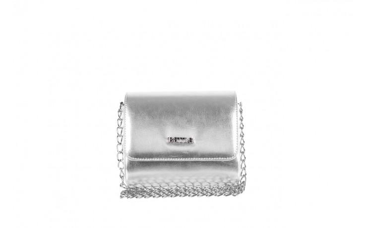 Bayla-165 torebka camilla srebrna - bayla - nasze marki