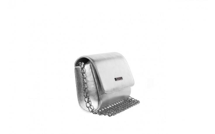 Bayla-165 torebka camilla srebrna - bayla - nasze marki 1