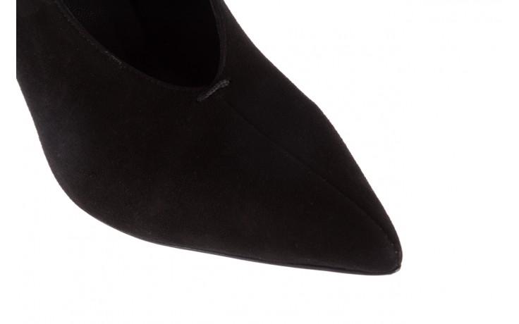 Czółenka bayla-177 15942 czarne czółenka, skóra naturalna  - bayla - nasze marki 6