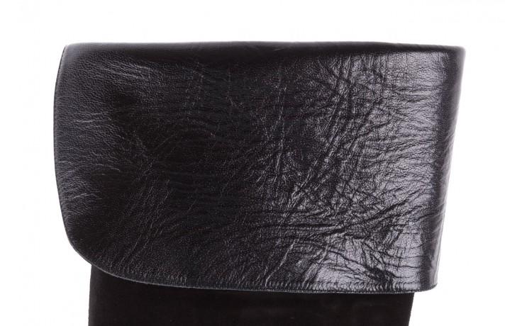 Kozaki bayla-177 c60001 czarne, skóra naturalna - bayla - nasze marki 7