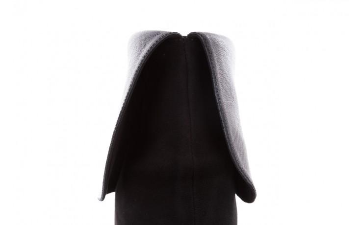 Kozaki bayla-177 c60001 czarne, skóra naturalna - bayla - nasze marki 5