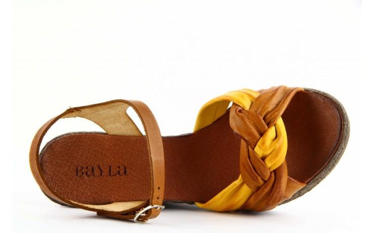 Bayla-lup 149452r cuoio giallo  - bayla - nasze marki 5