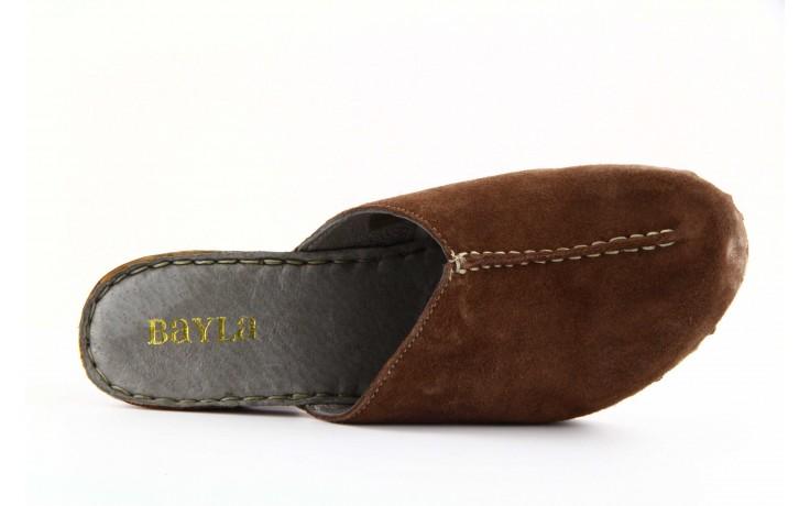 Bayla-lup 8100251 velour acajou  - bayla - nasze marki 3