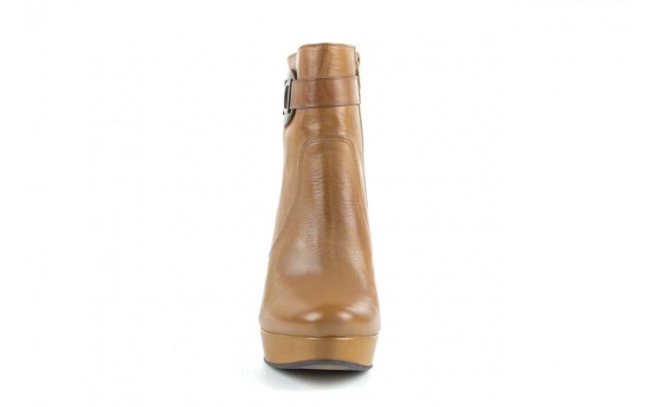 Botki bayla-rt 4643 sauvage beige, beż, skóra naturalna - bayla - nasze marki