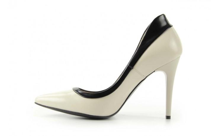 Szpilki bayla-sa 1799-591 biały, skóra naturalna - obuwie excl 10 - kobieta - nieprzecenione 2