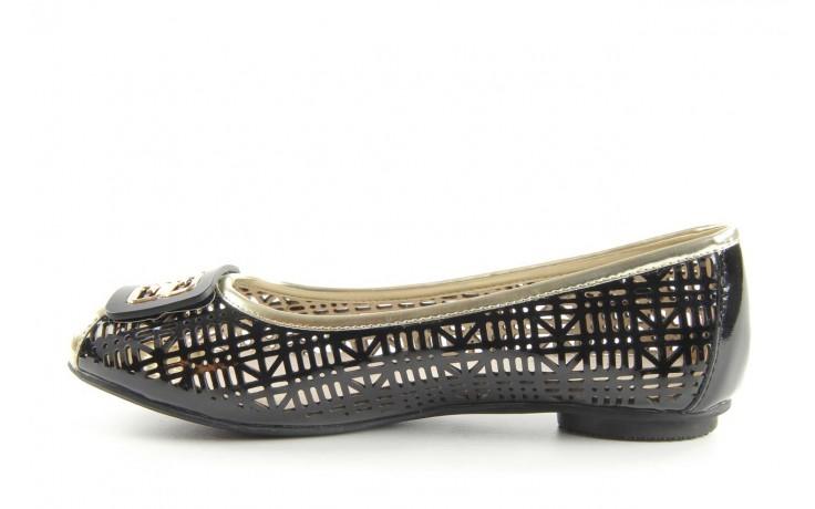 Bayla 07221-x1 black patent leather - bayla - nasze marki 2
