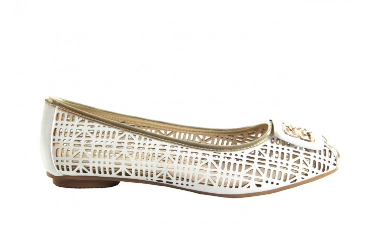 Bayla 07221-x1 white nappa leather - bayla - nasze marki